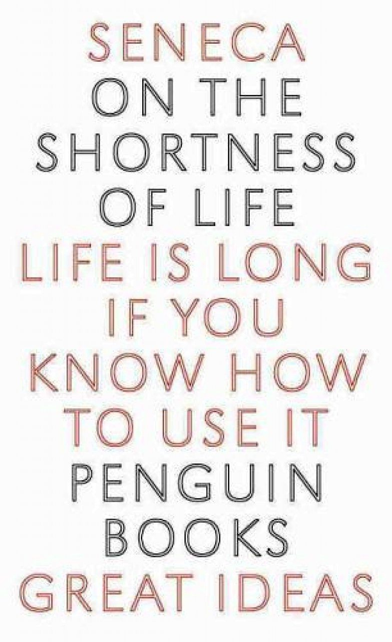 On the Shortness of Life Book Cover