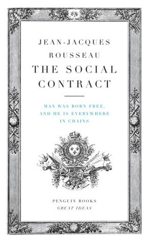 The Social Contract Book Cover